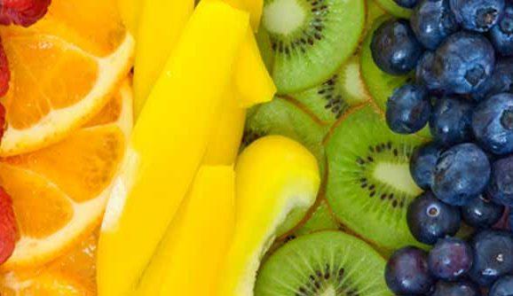I colori nel cibo: cosa contengono?