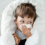 Quando il piccolo ha il raffreddore…